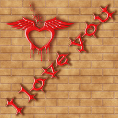 Der Hintergrund zum Tema der Valentinstag
