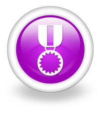 "Violet Icon ""Award Medal"""