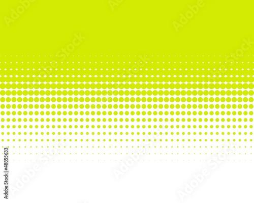gelb gr ne punkte mit weichem bergang zu wei er fl che stockfotos und lizenzfreie bilder auf. Black Bedroom Furniture Sets. Home Design Ideas