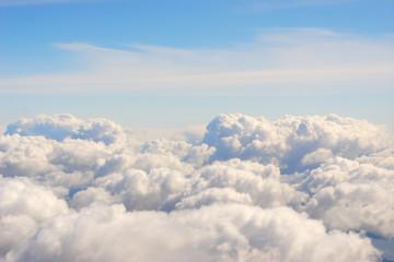 Keuken foto achterwand Hemel Clouds