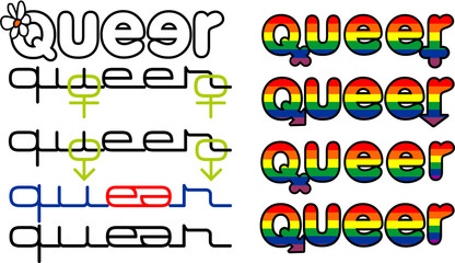 queer signs