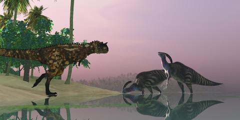 Dinosaur Swamp