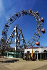 Viennese giant wheel