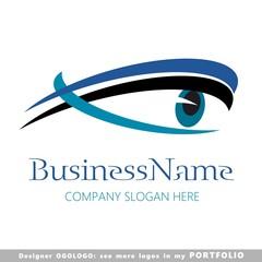eye symbol logo