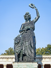 statue of bavaria