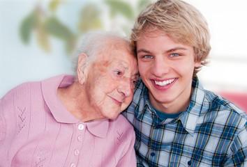 Rendevouz Mit Großmutter
