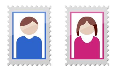 Platzhalter für Dein Foto - männlich und weiblich