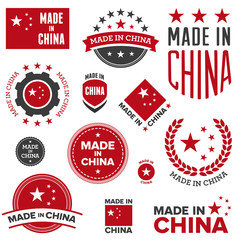 Made in China designs