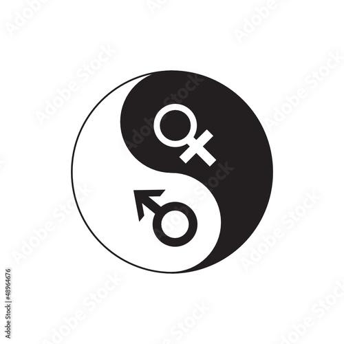 Секс инь янь