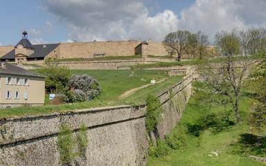 forteresse de montlouis
