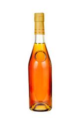 Classical cognac  bottle.