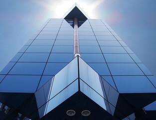 Kosmiczny budynek jako statek Uniwersytetu Łódzkiego