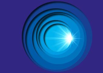 Cercles_bleu_Rayon_Ombres