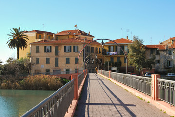Ventimiglia, Liguria, Italia