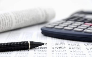 Statistics and calculator