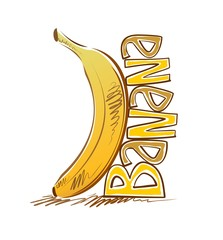 Image of a banana