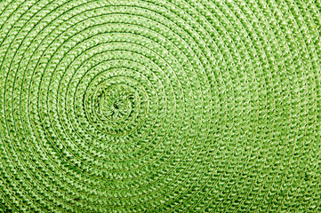 Green pattern material