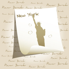 Post i New York