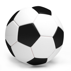 Perfect Soccer ball or football