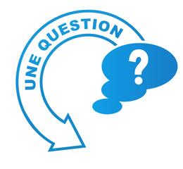 une question sur symbole validé bleu