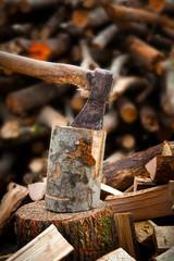 spacca legna