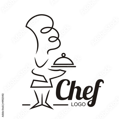 Chef Logo 1 Stock Image And Royalty Free Vector Files On