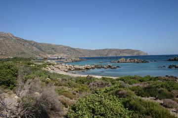 Lagon d'Elafonissi