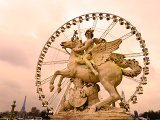 Place de la Concorde, Paris - France