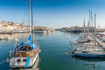Port de Sète janvier 2013 (D)