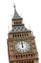 Big Ben at midday