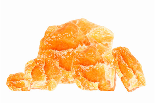 Orangencalcit, Sonnenstein