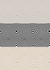 Abstract seamless background with original pattern