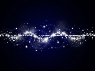 星空 天の川
