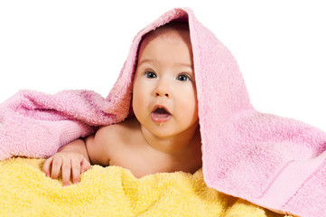 Baby abd towels