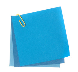paper with paper clip documents office business