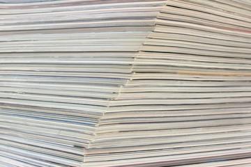 Pila di riviste - Stack of magazines