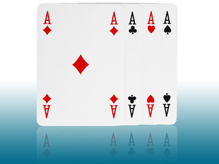 Poker d'assi 2