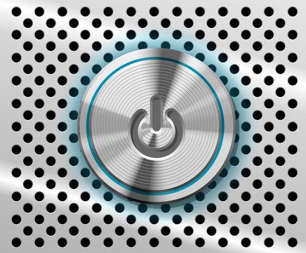 Mac Power Button