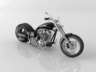Keuken foto achterwand Motorfiets motorbike