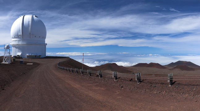 Canada-France-Hawai i Observatory