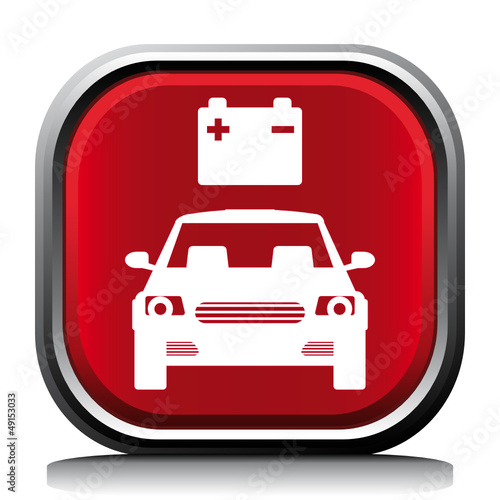 Car Battery Icon Stock Image And Royalty Free Vector Files On