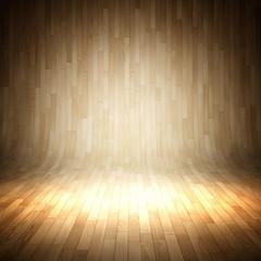 Obraz wood parquet background - fototapety do salonu