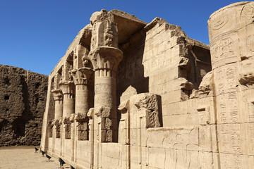 Mammisi Edfu Temple Egypt