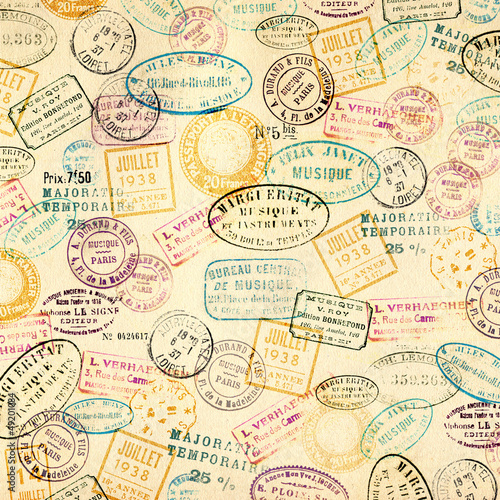 vintage stamps background stock photo and royalty free images on