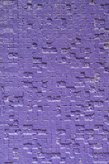 Vintage lilac background brickwall