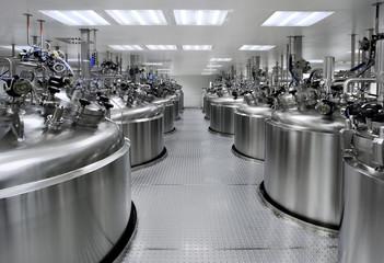 Pharmaproduktion