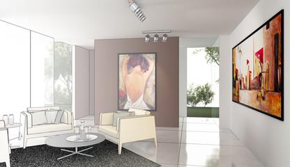 Art Collectors Studio (drawing)