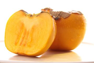 Fruchtfleisch der Sharonfrucht