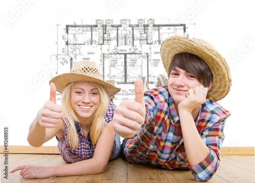 zukunft planen stockfotos und lizenzfreie bilder auf bild 49268855. Black Bedroom Furniture Sets. Home Design Ideas