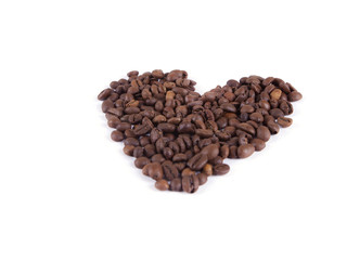 composition of coffee beans